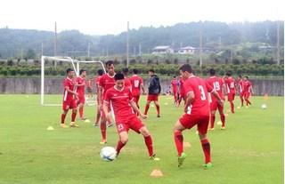 U19 Việt Nam so tài U19 Trung Quốc trước thềm U19 châu Á