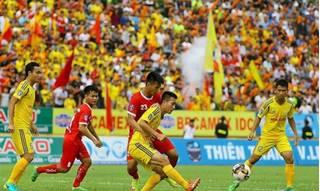 Cuộc chiến trụ hạng V.League 2018: Cờ trong tay CLB Nam Định