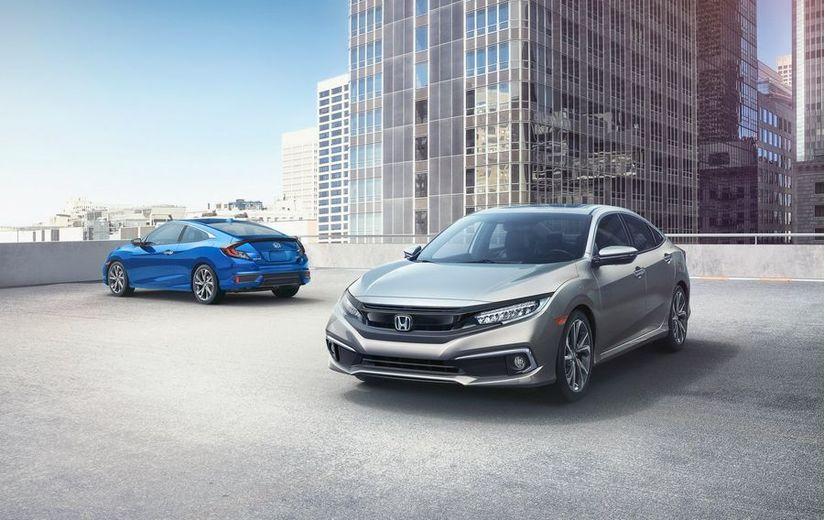 Honda Civic 2019 ra mắt phiên bản Sport, giá chưa đến 500 triệu đồng2