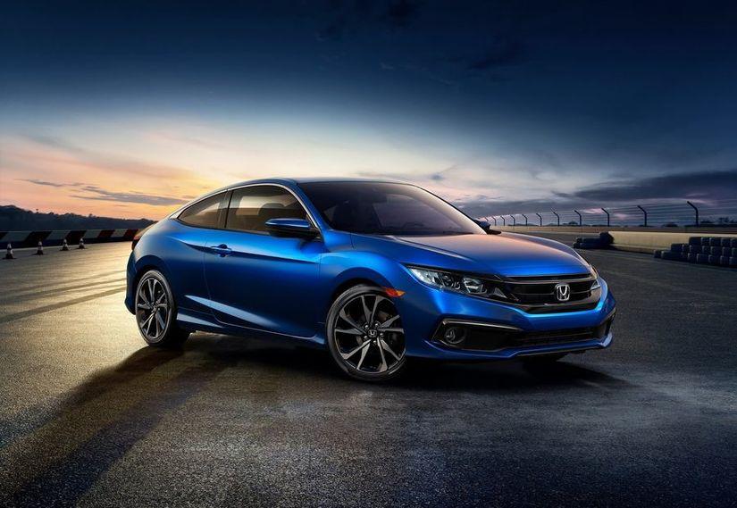 Honda Civic 2019 ra mắt phiên bản Sport, giá chưa đến 500 triệu đồng