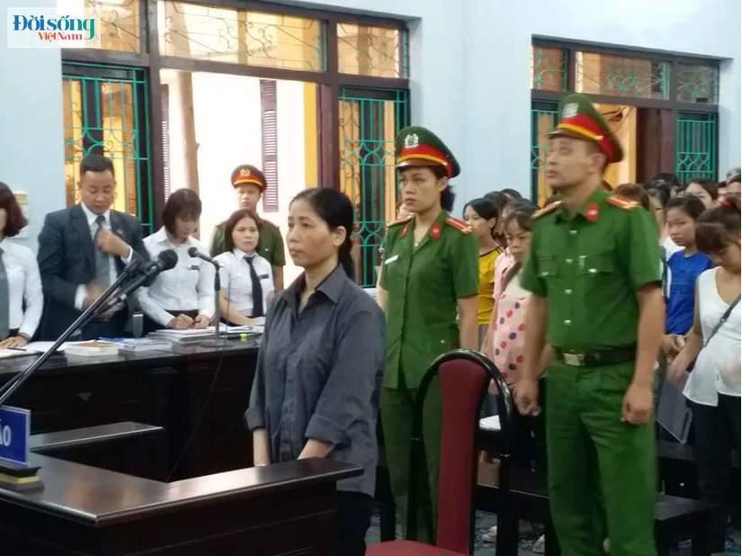 tòa tuyên trả hồ sơ vụ nữ y sĩ làm 103 trẻ bị sùi mào gà