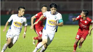Đội hình HAGL đấu Nam Định sẽ có sự trở lại của Xuân Trường?