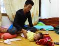 Tuyên Quang: Tắm đêm sau sinh khiến bà mẹ 18 tuổi đột tử, để lại 2 con nhỏ khi chưa đầy 1 tháng