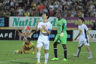 Văn Toàn muốn giúp Công Phượng trở thành Vua phá lưới V.League 2018