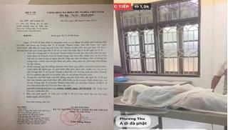 Bộ Y tế gửi công văn khẩn vụ 2 mẹ con sản phụ tử vong tại Hà Nam