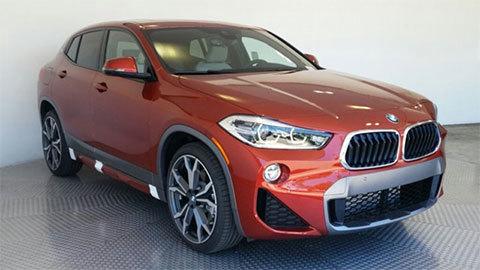 BMW X2 đẹp mê ly về Việt Nam với mức giá bất ngờ2