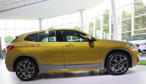 BMW X2 đẹp mê ly về Việt Nam với mức giá bất ngờ