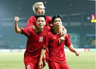Sao Singapore đánh giá cao lứa Công Phượng ở AFF Cup