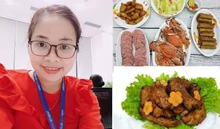 Bữa ăn ngon miễn chê của mẹ 8X khiến chồng con mê tít