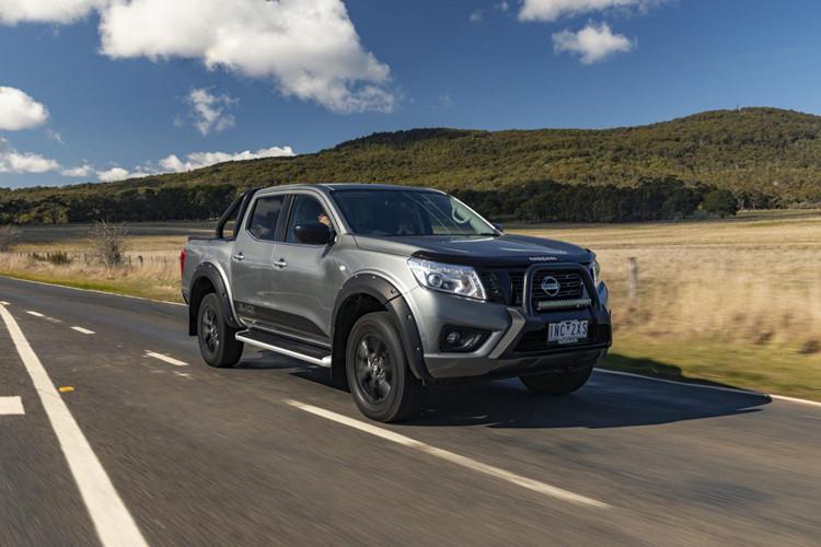 Nissan ra mắt 2 phiên bản xe bán tải, giá từ 700 triệu đồng2