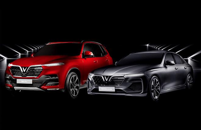 Tên gọi 2 mẫu xe đầu tiên của VinFast có ý nghĩa gì