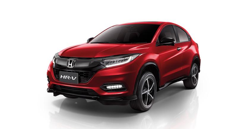 Chính thức mở bán Honda HRV vào tháng 102018 với mức giá bất ngờ