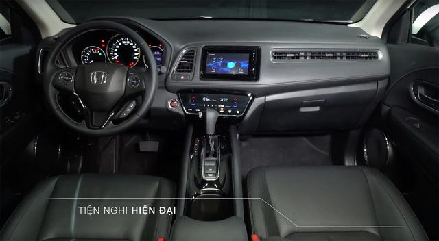 Chính thức mở bán Honda HR-V vào tháng 10/2018 với mức giá bất ngờ3
