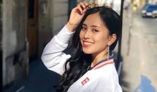 Hoa hậu Tiểu Vy nhan sắc 'cực phẩm', thần thái rạng rỡ trên đất Pháp