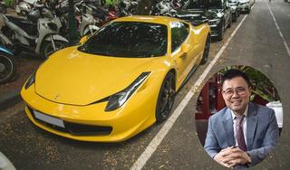 'Choáng' với dàn siêu xe của đại gia đặt mua 5 chiếc xe VinFast đầu tiên