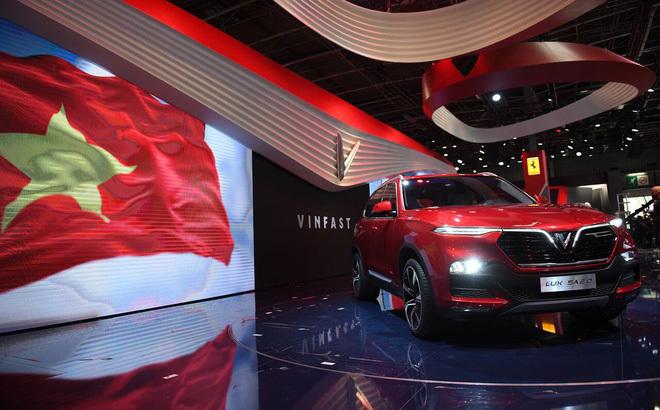 Cận cảnh nội thất sang trọng của 2 mẫu xe VinFast