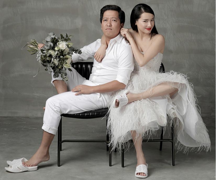 Trường Giang, Nhã Phương khoe gì sau đám cưới thế kỷ?