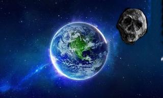 Sao chổi đầu lâu ghé sát trái đất sau lễ Halloween