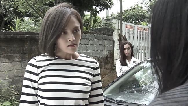 Fan tranh cãi gay gắt về nụ hôn vồ vập của Cảnh và Quỳnh búp bê