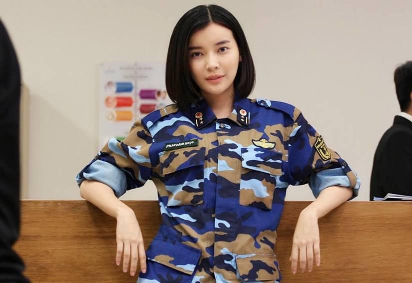 Cao Thái Hà: Khán giả hãy kiên nhẫn 1 chút để đón xem những tập kế tiếp Hậu duệ mặt trời