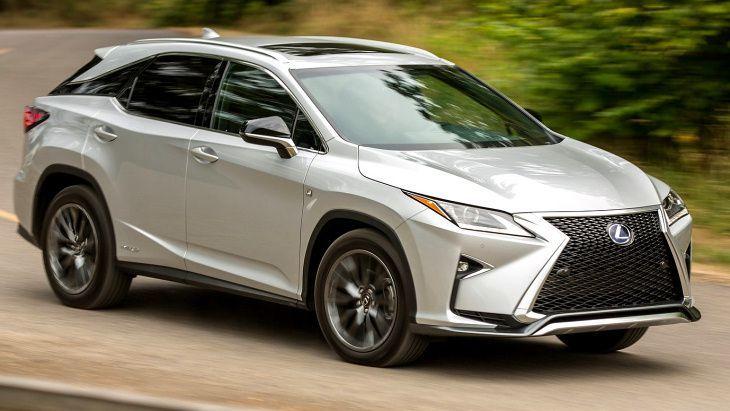 Lộ giá bán 2 mẫu xe phong cách của Lexus tại Việt Nam3