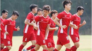 Đội tuyển U23 Việt Nam gặp thuận lợi tại U23 châu Á 2020