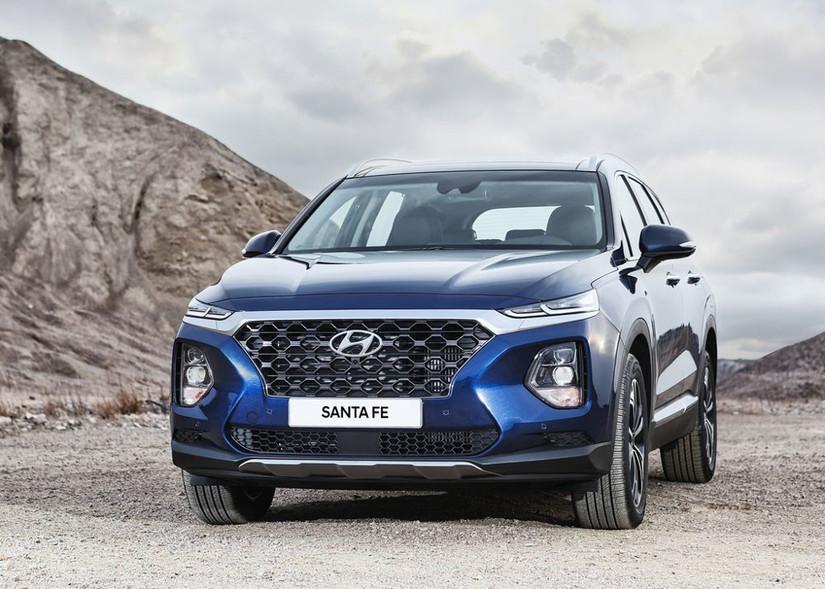Hyundai Santa Fe 2019 sắp bán tại Việt Nam có gì đặc biệt3