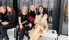 Doanh nhân Lưu Nga ngồi hàng đầu show Louis Vuitton tại Tuần lễ thời trang Xuân Hè Paris