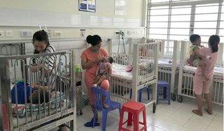 Số ca bệnh tay chân miệng tăng đột biến tại Hà Nội, Bình Dương