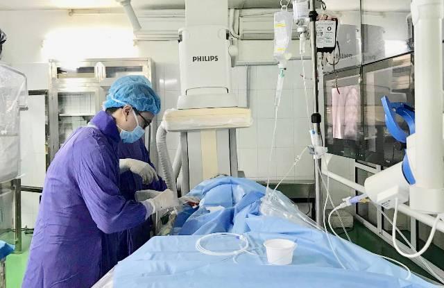 Sản phụ tai biến, chảy máu ồ ạt được cứu bằng phương pháp mới