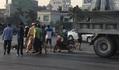 Nam Định: Thiếu nữ tử vong thương tâm sau va chạm với xe tải