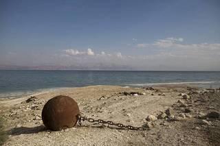 Ai đã giải 'nỗi oan' cho Biển Chết?