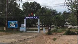 Bình Thuận: Nửa đêm, thiếu niên vào trường cấp 1 treo cổ