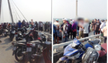 Hải Phòng: Bỏ lại bạn gái cùng xe máy trên cầu, nam thanh niên nhảy sông tự tử
