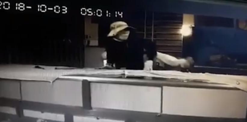 Clip vụ trộm 100 lượng vàng ở Đồng Nai