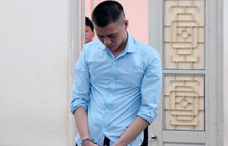 Bản án dành cho gã chồng giết vợ rồi viết chữ 'phản bội' lên bụng