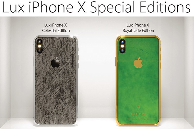 Choáng với mẫu điện thoại siêu sang, giá 70 tỷ đồng