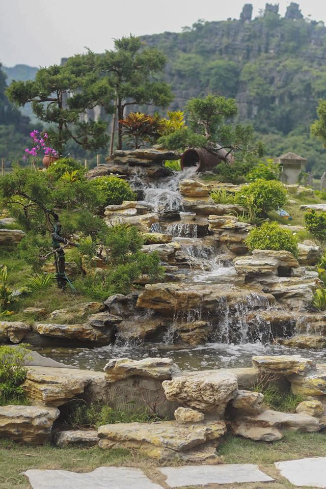 Vạn lý trường thành Việt Nam khoe vẻ đẹp hiếm có giữa sắc Thu
