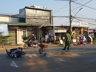 Danh tính tài xế đâm chết trung úy quân đội rồi bỏ trốn ở Đắk Lắk