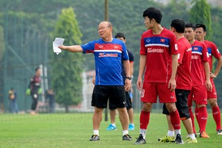 Vũ Văn Thanh chính thức nói lời chia tay AFF Cup 2018