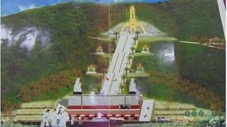 Bắc Kạn: Dự án Tượng đài Chiến Thắng gần 49 tỷ đồng 'đắp chiếu', xuống cấp thê thảm