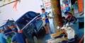 Người đàn ông đi xe Innova trộm chó của chủ quán vì 'yêu động vật'