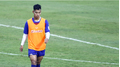 Văn Thanh buồn bã khi lỡ hẹn với AFF Cup 2018