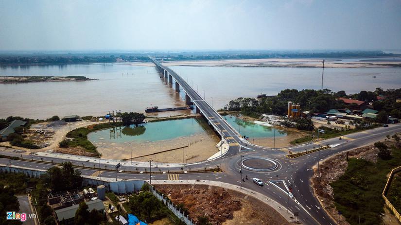 Hai dự án hơn 5.000 nghìn tỷ đồng được thông xe vào đúng dịp kỷ niệm