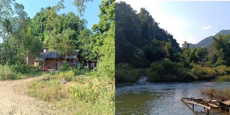 Dự án hồ chứa nước Nặm Cắt có vai trò quan trọng trong điều tiết lũ sông Cầu, phục vụ nước sinh hoạt, tưới tiêu đồng thời tạo cảnh quan môi trường cho thành phố Bắc Kạn. 3