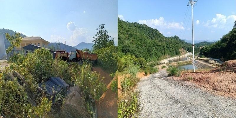 Dự án hồ chứa nước Nặm Cắt có vai trò quan trọng trong điều tiết lũ sông Cầu, phục vụ nước sinh hoạt, tưới tiêu đồng thời tạo cảnh quan môi trường cho thành phố Bắc Kạn. 2