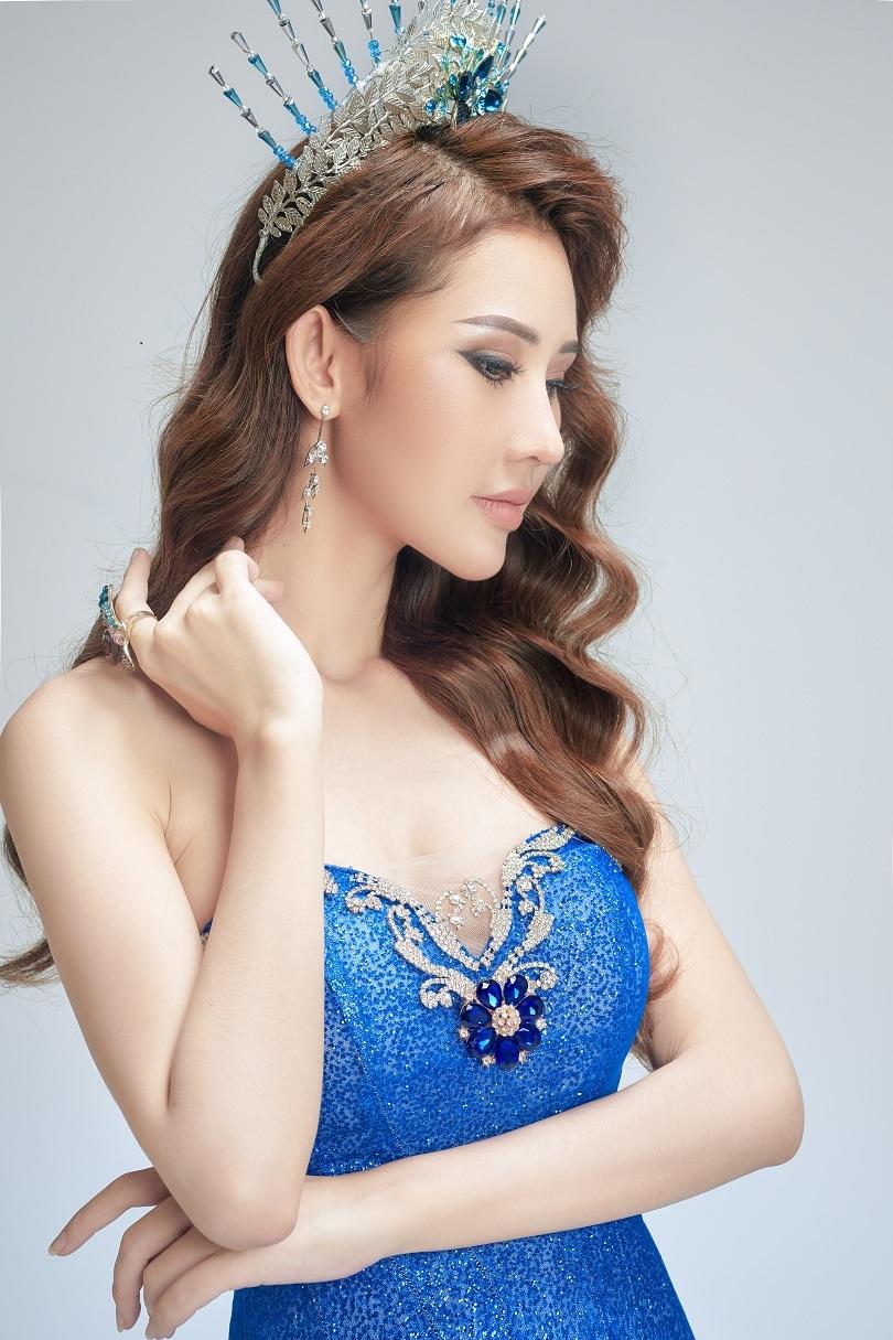 Chi Nguyễn bật mí về cuộc sống sau Hoa hậu Châu Á Thế giới 20183