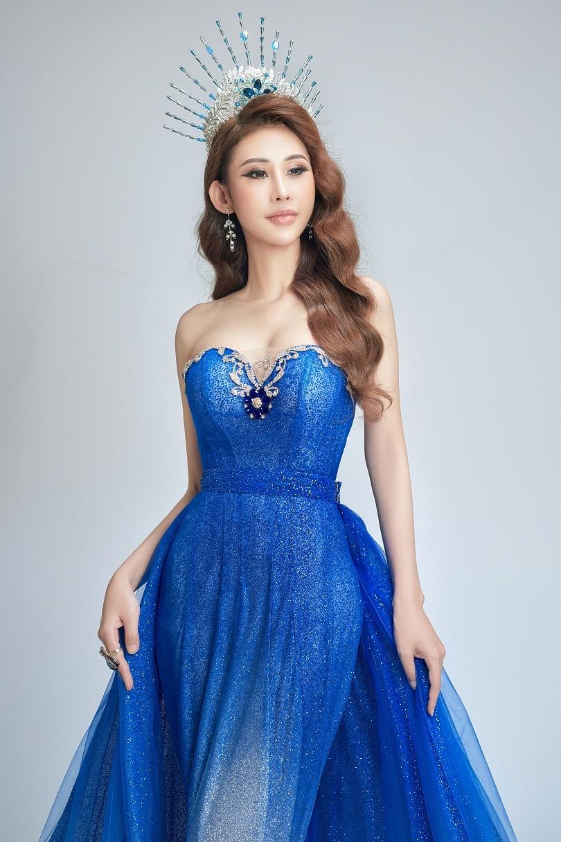 Chi Nguyễn bật mí về cuộc sống sau Hoa hậu Châu Á Thế giới 20182