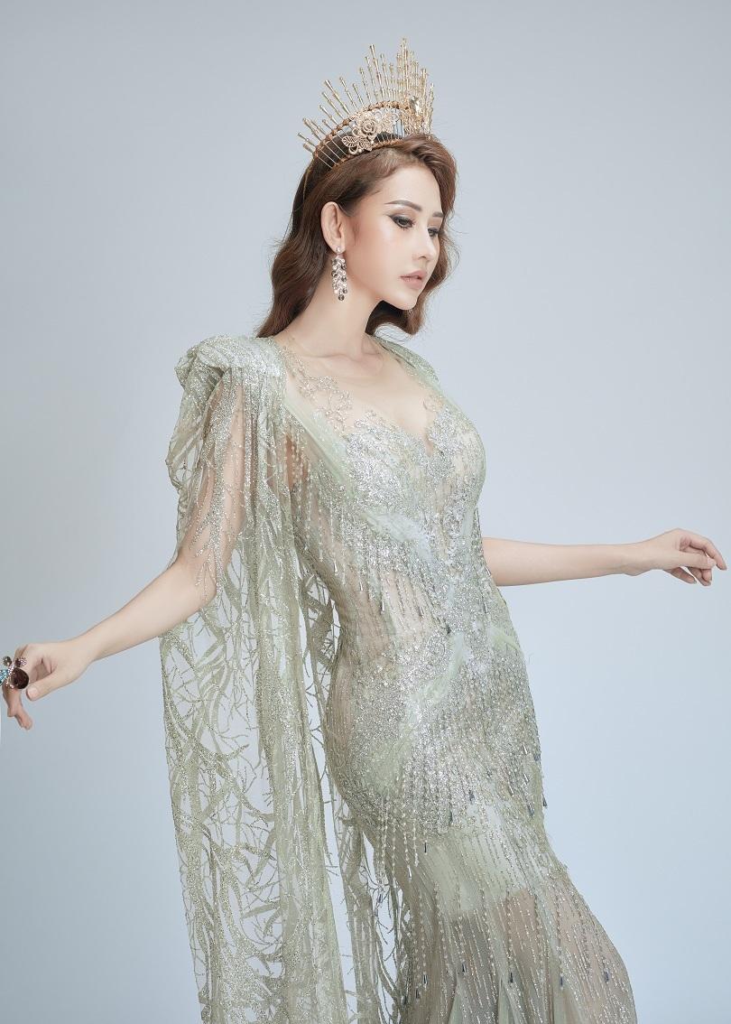 Chi Nguyễn bật mí về cuộc sống sau Hoa hậu Châu Á Thế giới 20186