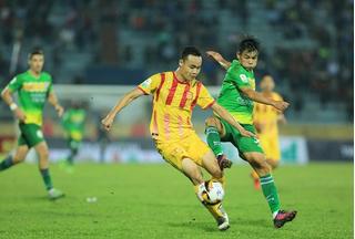 Sao trẻ Nam Định sẽ đá thay vị trí của Văn Thanh ở AFF Cup 2018?